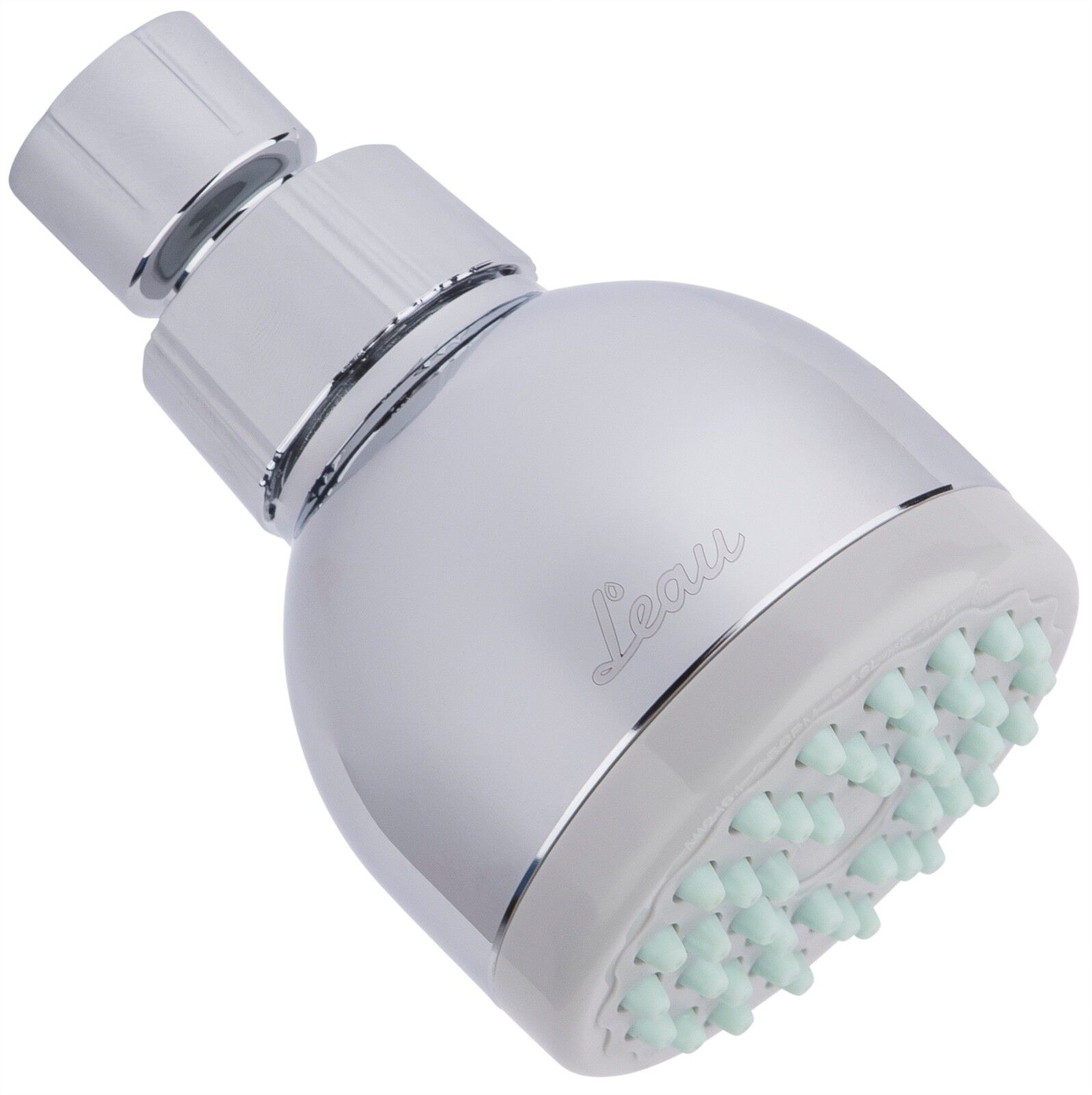 3 Inch High Pressure Shower Head with removed flow restricto