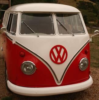 1965 Volkswagen Kombi Van/Minivan
