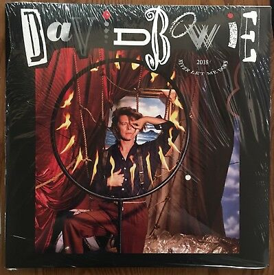 David Bowie Never Let Me Down - 2018 mix, Vinyl LP, New, Sealed, not RSD comprar usado  Enviando para Brazil