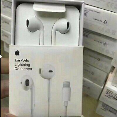 Genuine Apple EarPods Earphones For iPhone 7 Plus/8/X XR etc.Lightning Headset