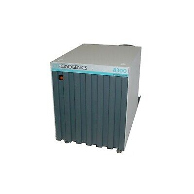 Cti-cryogenics Helix 8300 Helium Gas Compressor 8052000 With Adsorber