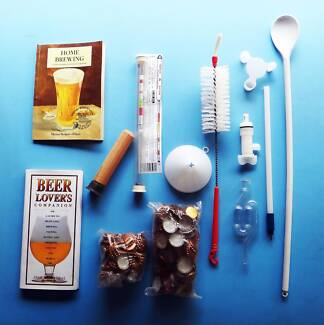 Home Beer Brewing Starter Kit in great condition