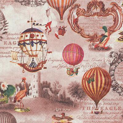 ge Ballons - Heißluftballon (Vintage-ballons)