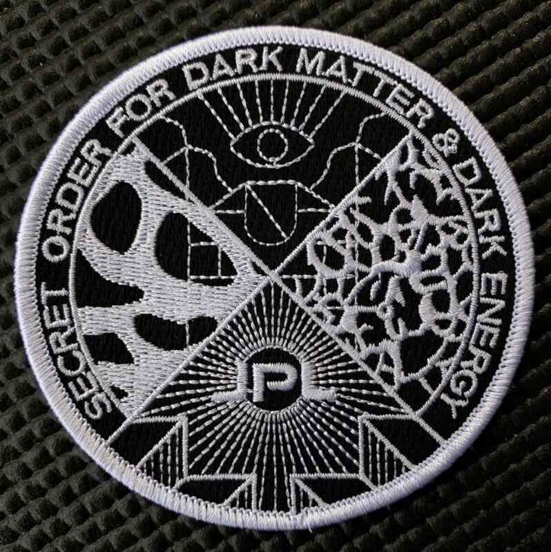 """JPL NASA Space Patch """"SECRET ORDER FOR DARK MATTER & DARK ENERGY"""" - 3.5"""""""