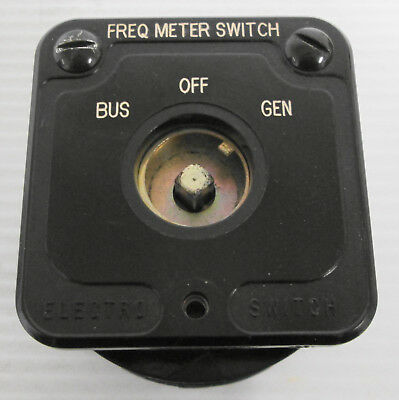 Electroswitch 24202pn Series 24 Rotary Control Switch 3 Position