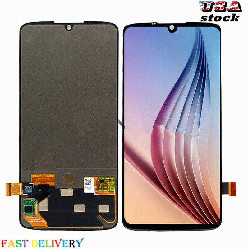 Fit For Motorola Moto Z4 XT1980-3 XT1980-4 Verizon LCD Screen Touch Digitizer