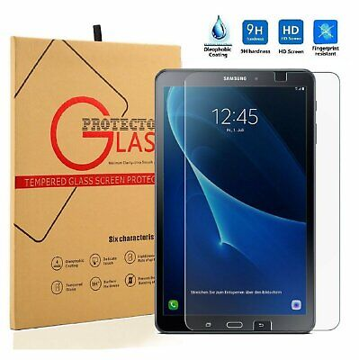 Tempered Glass Screen Protector For Samsung Galaxy Tab A 10.1 T580 Computers/Tablets & Networking