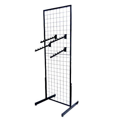 Metal Gridwall Towers Gridwall Display Gridwall Stand 25 Waterfall Hooks