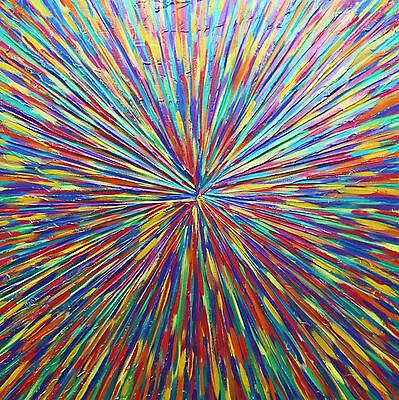 Bilder Abstrakt ART PICTURE MODERN DESIGN ACRYL GEMÄLDE MALEREI VON MICHA ;)