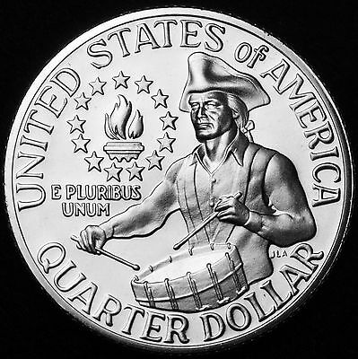 1975 S  WASHINGTON 1776 1976 BICENTENNIAL QUARTER   FROM 1975 US MINT PROOF SET