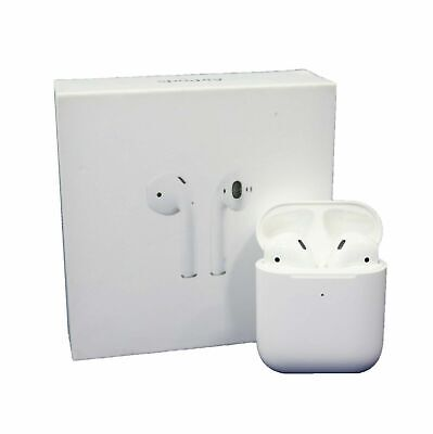 Apple AirPods with Charging Case (2nd generation)- White - NEW + FREE SHIPPING