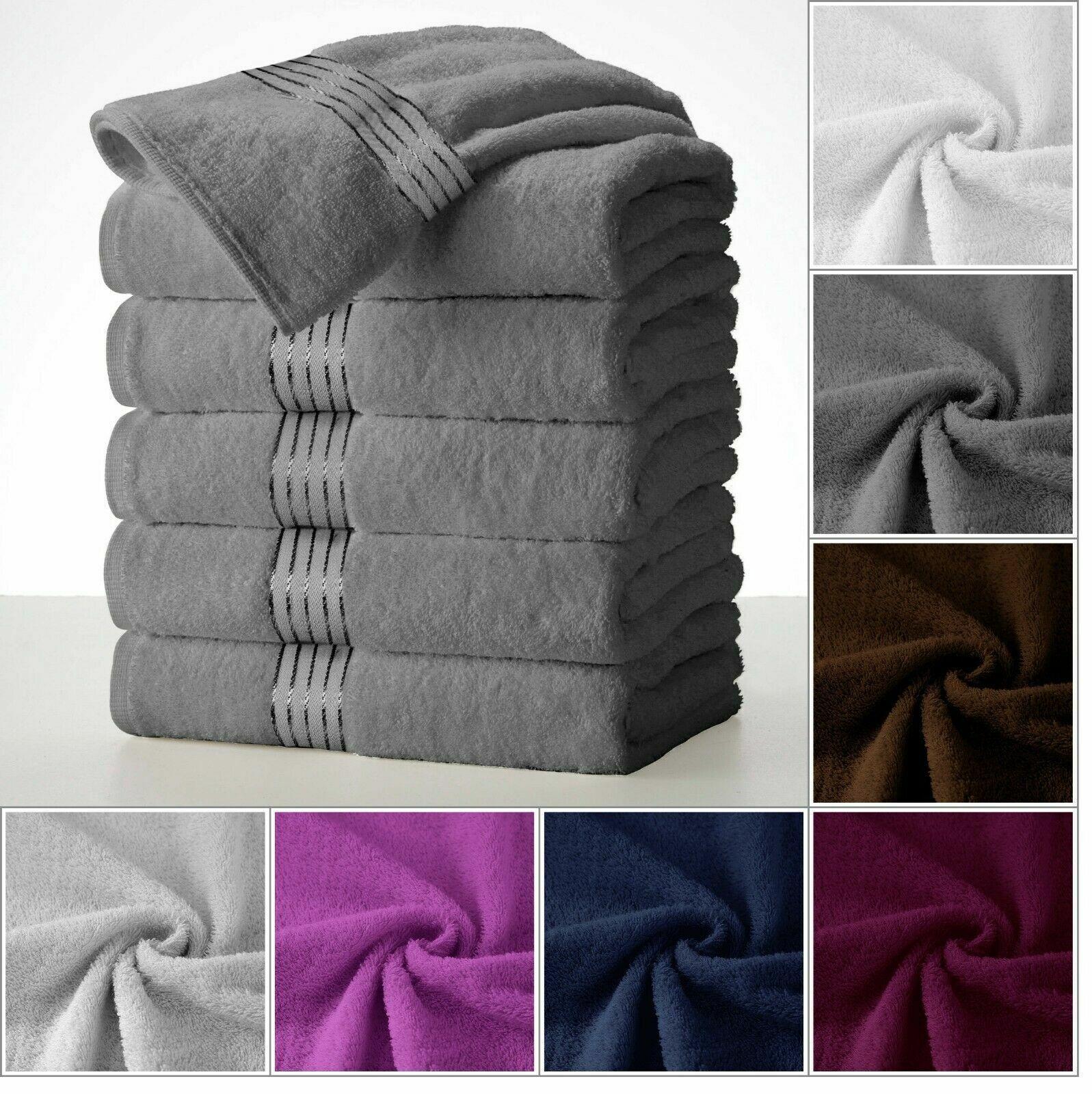 3pc bath sheet cotton bathroom towel set