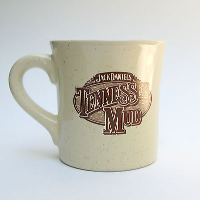 Used, REDUCED Jack Daniels Tennessee Mud Coffee Cup Mug with Recipe Old Number 7 for sale  Shipping to Canada