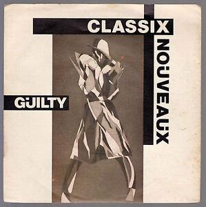CLASSIX-NOUVEAUX-DISCO-45-GIRI-GUILTY-B-W-NIGHT-PEOPLE-LIBERTY-3C-006-83112