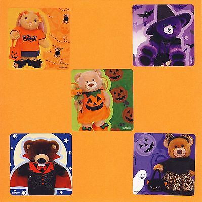 15 Build A Bear Halloween - Large Stickers - Party Favors - Rewards](Build A Bear Halloween Party)