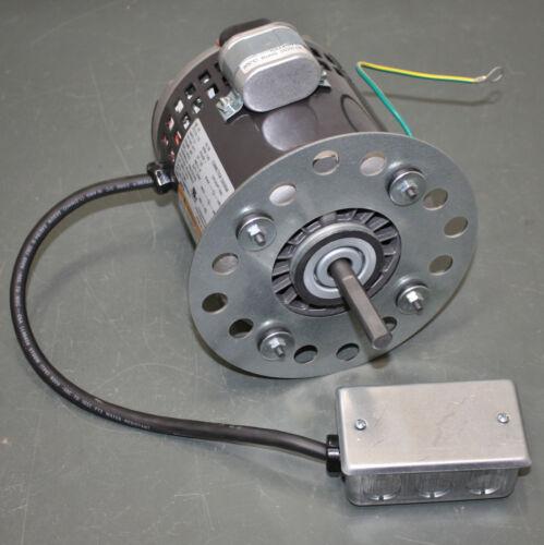 Dayton Direct Drive Fan Blower Motor 4YU23, 1/6 HP, 1140 RPM, 115V, 311339-0