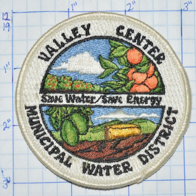 CALIFORNIA, VALLEY CENTER MUNICIPAL WATER DISTRICT FRUIT VEGETABLE VINTAGE PATCH