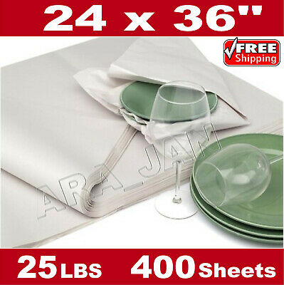 Newsprint Packing Paper Moving Shipping Paper 24 X 36 - 25 Lbs - 400 Sheets New