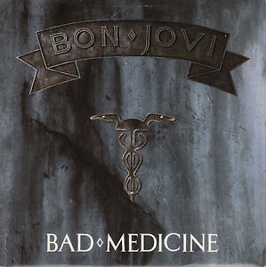 BON-JOVI-Bad-Medicine-PICTURE-SLEEVE-7-45-record-NEW-juke-box-title-strip