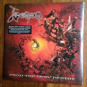Venom-From-The-Very-Depths-2x-lp-BLOOD-RED-VINYL-Limited-Edition-RSD-NEW-SEALED