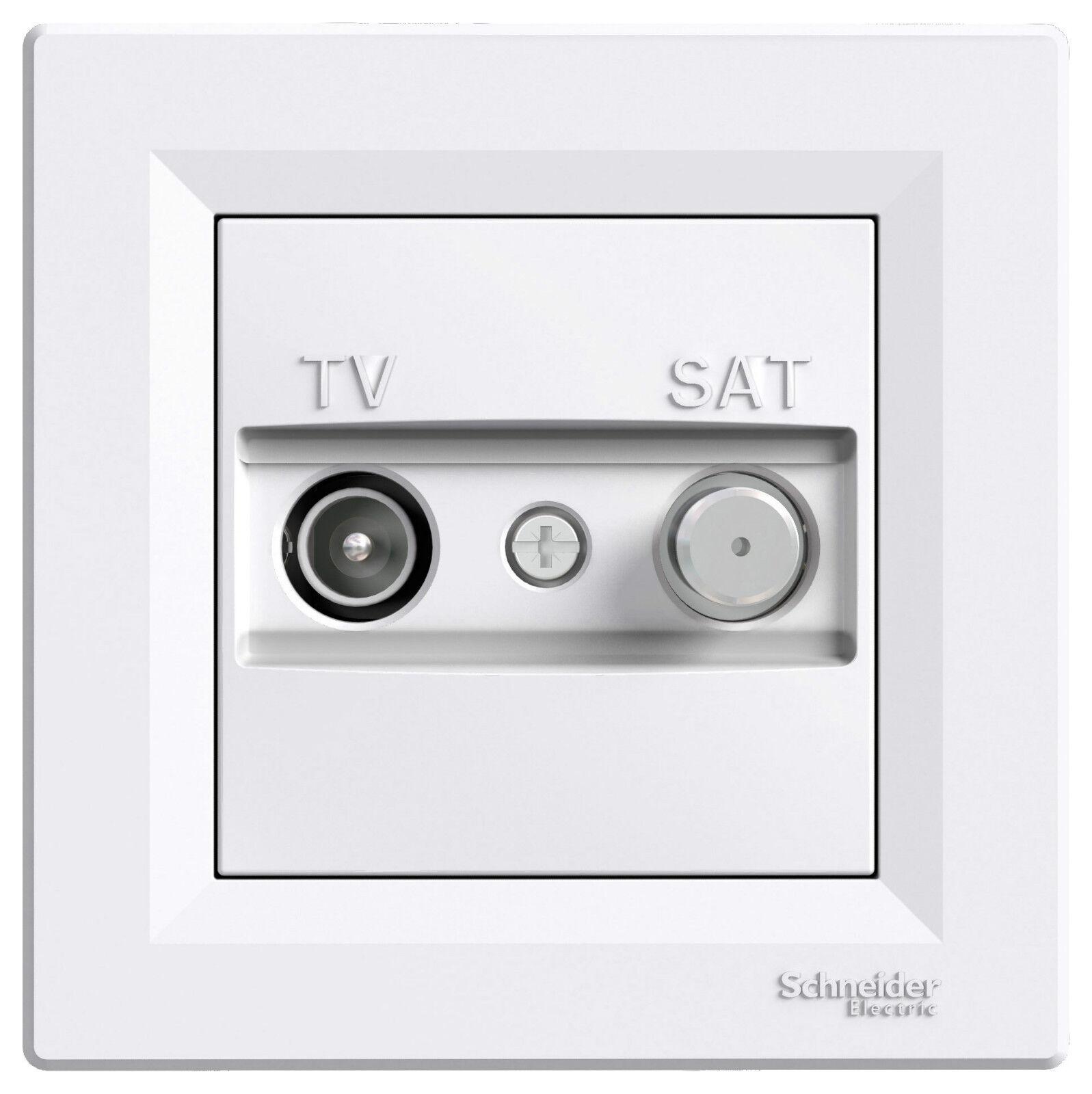 Asfora Sat-TV Dose Durchgang