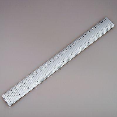 Metallineal 30 cm / 12 Inch (Zoll) neu