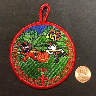 FAR EAST COUNCIL OA 803 498 ACHPATEUNY 2009 RYUKYU RENDEZVOUS HALLOWEEN PATCH](Halloween Council)
