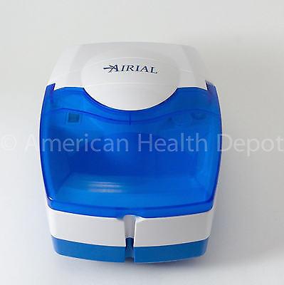 Drive Medical Power Adult Nebulizer Compressor Aerosol Asthma Copd Allergies