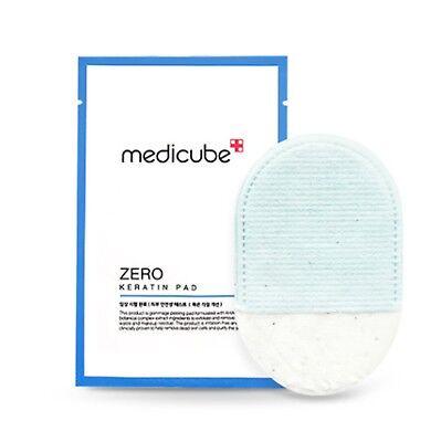 Medicube  Zero Keratin Pad Facial Body Peeling Scrub 5pcs