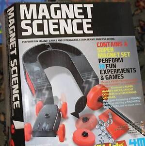 magnetic science for childern (ages over 8+ ) Bathurst Bathurst City Preview