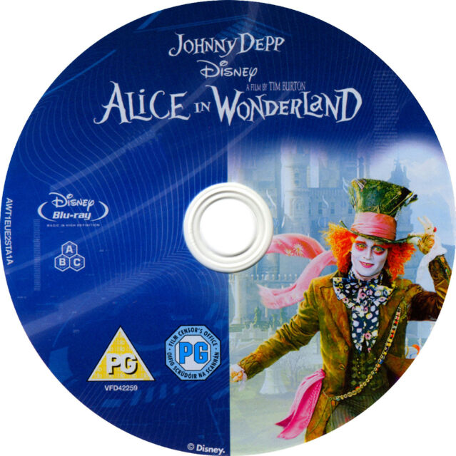 Alice in Wonderland (Blu-ray Disc, 3D Only)