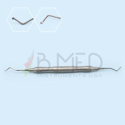 Dental Excavator 18 Spoon Tips For Removal Of Carious Dentin Restorative