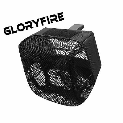 GLORYFIRE Pic Rail Brass Catcher with Heat Resistant Mesh and Zippered Quick