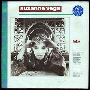 SUZANNE-VEGA-DISCO-45-GIRI-LUKA-B-W-STRAIGHT-LINES-ITA