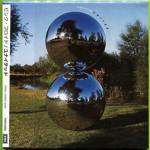 Pink-Floyd-UNITED-Live-8-Japan-mini-LP-CD-David-Gilmour-Roger-Waters-OBI-Strip