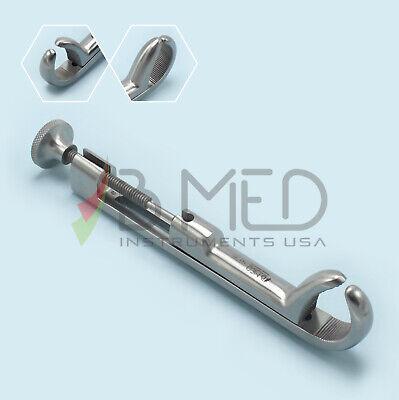 Or Grade Lambert Lowman Bone Clamp 1x1 Prong 7 Orthopedic Surgical Instruments