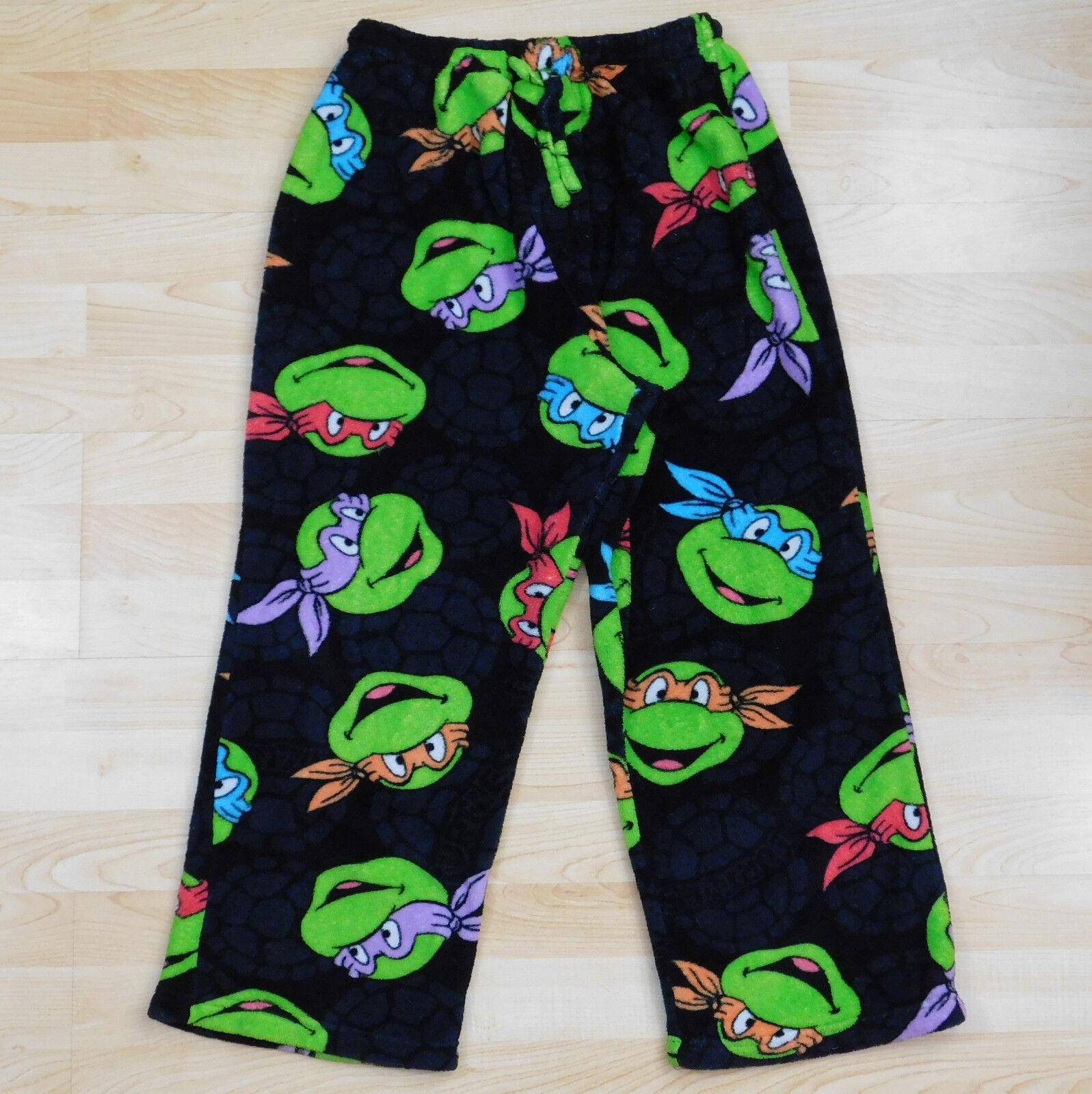 TMNT Teenage Mutant Ninja Turtles movie LEO Raphael MEN/'S NEW Sleep LOUNGE Pants