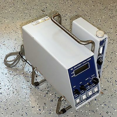 Horiba Oil Content Analyzer Ocma-220 Pzb