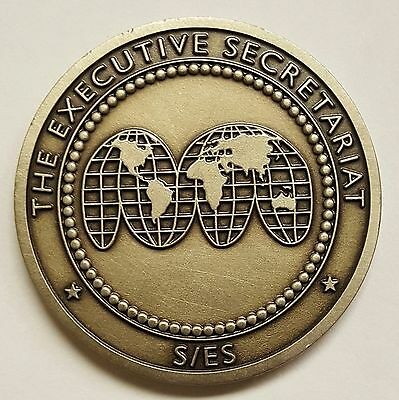 United States Department Of State The Executive Secretariat Ses Level Coin 1 75