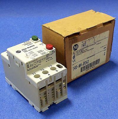 Allen Bradley 0.25a-0.4a Motor Starter Switch 140-mn-0040 Ser. C Nib Pzb