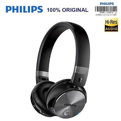 Philips Original SHB-8850 Noise Cancelling Wireless Bluetooth NFC Headphones