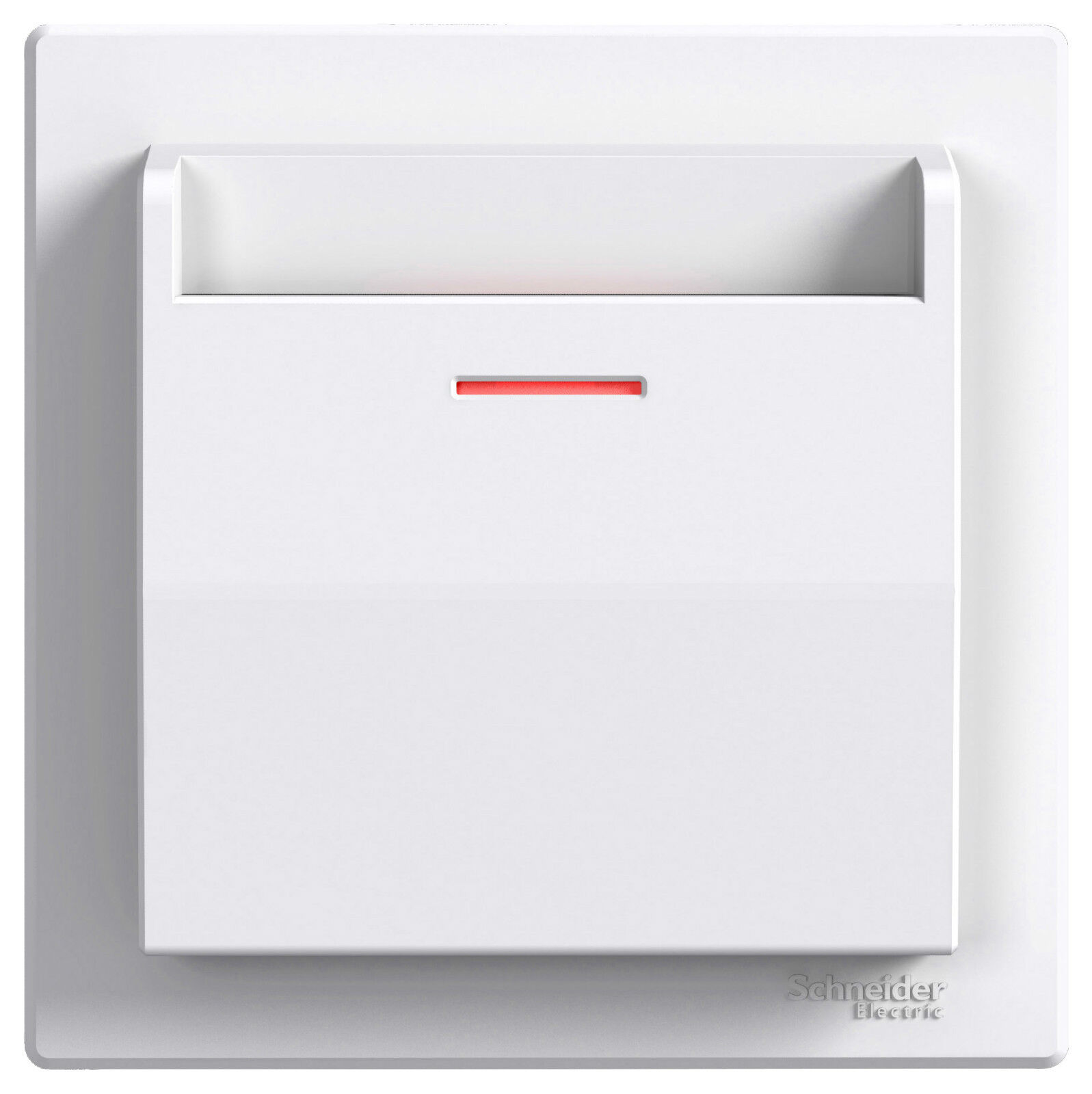 Asfora Hotelcard-Schalter mit LED