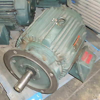 Reliance Electric 15hp 3515rpm 286td Frame 3-phase Xt Duty Master Ac Motor