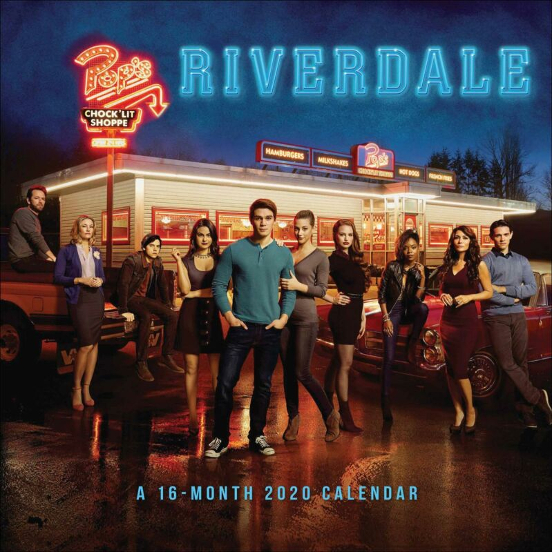 Riverdale+2020+Official+Square+Wall+Calendar
