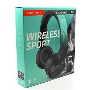 Plantronic BackBeat Fit 505 Wireless On-Ear Headphones