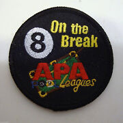 APA Pool Patches