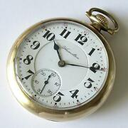 Solid Gold Pocket Watch
