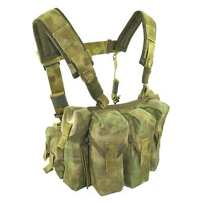 SSO / SPOSN Tactical Vest Jaeger A-TACS FG Russian Scout Chest Rig for sale  Shipping to Canada