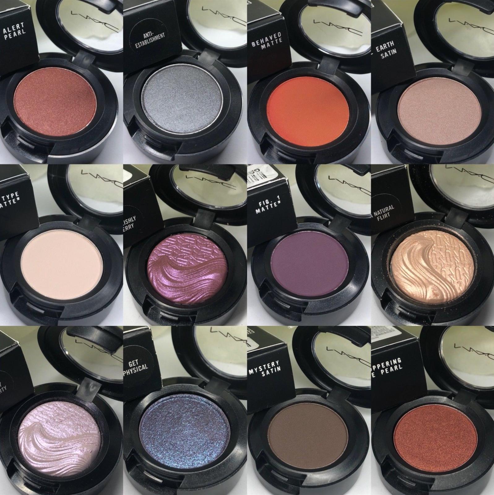 MAC Eye Shadow *CHOOSE* Matte2 Veluxe Extra Dimension~ 100%