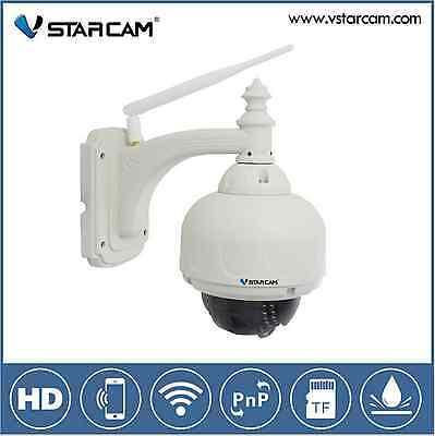 Wireless Wifi Network IP Camera 3 Optical Zoom PTZ Outdoor Waterproof (Optical Zoom Ip Network Camera)